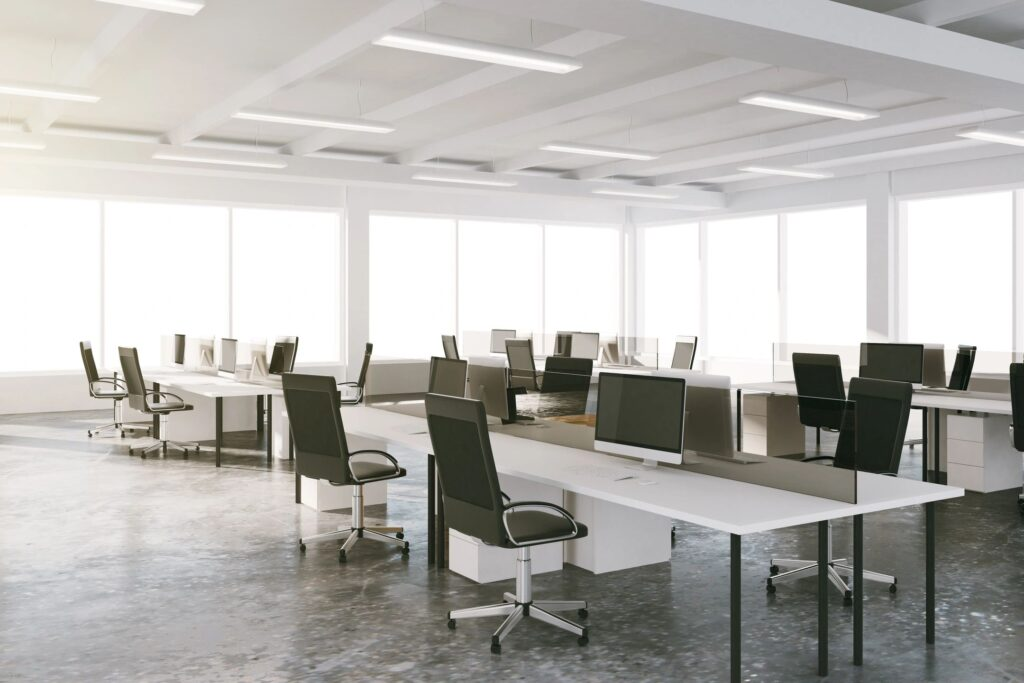 Conceptual Image of Office